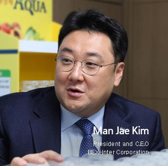 キム・マンジェ代表取締役